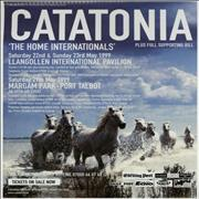 Click here for more info about 'Catatonia - The Home Internationals'