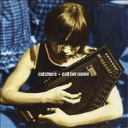 Click here for more info about 'Catchers - Call Her Name - White Vinyl'