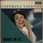 Click here for more info about 'Caterina Valente - Valente On T.V.'