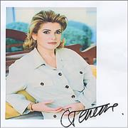 Click here for more info about 'Catherine Deneuve - Autographed Colour Photoprint'