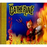 Catherine Hot Saki & Bedtime Stories USA CD album