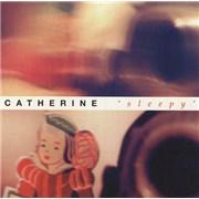 Catherine Sleepy EP USA CD single Promo