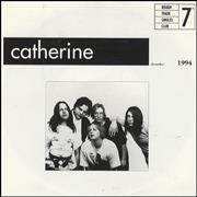 """Catherine Songs About Girls UK 7"""" vinyl"""
