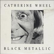 Click here for more info about 'Catherine Wheel - Black Metallic'