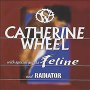Click here for more info about 'Catherine Wheel - Broken Nose - Gig Freebie'