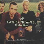 Click here for more info about 'Catherine Wheel - Broken Nose'