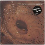 Click here for more info about 'Catherine Wheel - Ferment + Live EP'