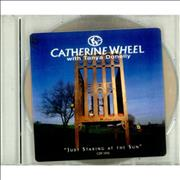 Click here for more info about 'Catherine Wheel - Judy Staring At The Sun - Pic Stickered Case'