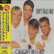Click here for more info about 'Caught In The Act - Don't Walk Away'