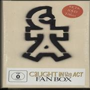 Click here for more info about 'Caught In The Act - Fan Box - Sealed'