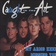 Click here for more info about 'Caught In The Act - My Arms Keep Missing You Remix'