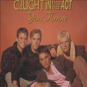 Click here for more info about 'Caught In The Act - You Know'