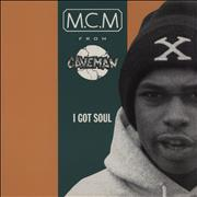 Click here for more info about 'Caveman - I Got Soul'
