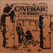 "Caveman I'm Ready UK 12"" vinyl"