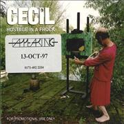 Click here for more info about 'Cecil - Hostage In A Frock'
