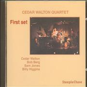 Click here for more info about 'Cedar Walton - First Set'