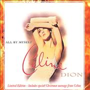 Celine Dion All By Myself UK CD single