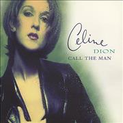 Click here for more info about 'Celine Dion - Call The Man - Green Tone P/s'