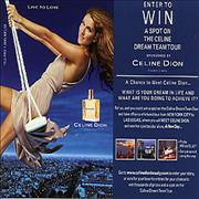 Click here for more info about 'Celine Dion - Dream Team Tour - THREE postcards'