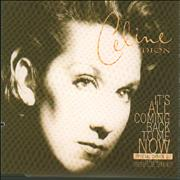 Celine Dion It's All Coming Back To Me Now - Special Dance CD Austria CD single