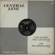 Click here for more info about 'Central Line - (You Know) You Can Do It/ We Chose Love'