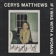 Click here for more info about 'Cerys Matthews - If I Was With A Woman'