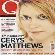Click here for more info about 'Cerys Matthews - Q Magazine'