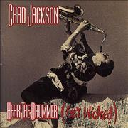 Chad Jackson Hear The Drummer (Get Wicked) UK CD single
