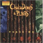 Click here for more info about 'Chaka Demus & Pliers - Tease Me - RSD18 - Yellow Vinyl - Sealed'