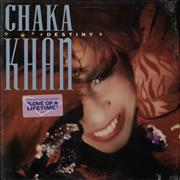 Click here for more info about 'Chaka Khan - Destiny'