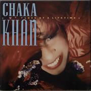 Click here for more info about 'Chaka Khan - Love Of A Lifetime'