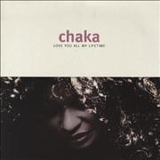 Click here for more info about 'Chaka Khan - Love You All My Lifetime'