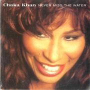 Click here for more info about 'Rufus & Chaka Khan - Never Miss The Water'