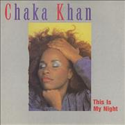 Click here for more info about 'Rufus & Chaka Khan - This Is My Night'