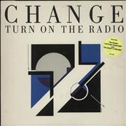 Click here for more info about 'Change - Turn On The Radio - Stickered Sleeve'