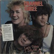Click here for more info about 'Channel Three - Last Time I Drank'