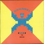 Click here for more info about 'Channel X - Groove To Move'