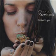 Click here for more info about 'Chantal Kreviazuk - Before You'