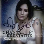Click here for more info about 'Chantal Kreviazuk - Ghost Stories - Autographed'