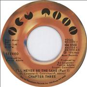 Click here for more info about 'Chapter Three - I'll Never Be The Same'