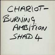 Click here for more info about 'Chariot - Burning Ambition - Test Pressing'