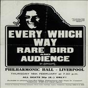Click here for more info about 'Charisma Records - Philharmonic Hall, Liverpool'