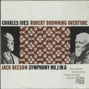 Click here for more info about 'Charles Ives - Robert Browning Overture - Sealed'