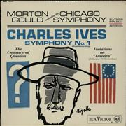 Click here for more info about 'Charles Ives - Symphony No. 1 in D Minor / The Unanswered Question / Variations On 'America''