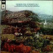 Click here for more info about 'Charles Ives - Symphony no. 1'