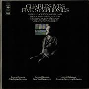 Click here for more info about 'Charles Ives - The Five Symphonies'