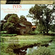 Click here for more info about 'Charles Ives - Three Places in New England & Symphony No. 3'