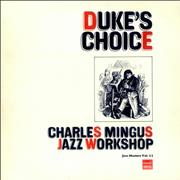 Click here for more info about 'Charles Mingus - Duke's Choice'