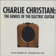 Click here for more info about 'Charlie Christian - The Genius Of The Electric Guitar'