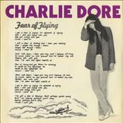 Click here for more info about 'Charlie Dore - Fear Of Flying'